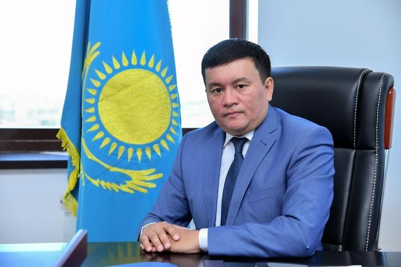 Назначен новый руководитель управления государственных закупок Шымкента
