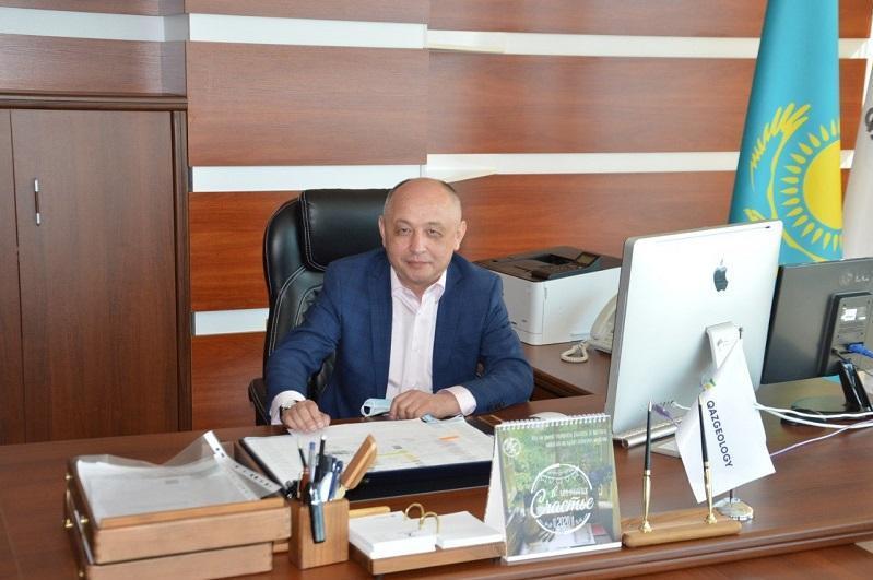 В Казгеологии  - новый председатель правления