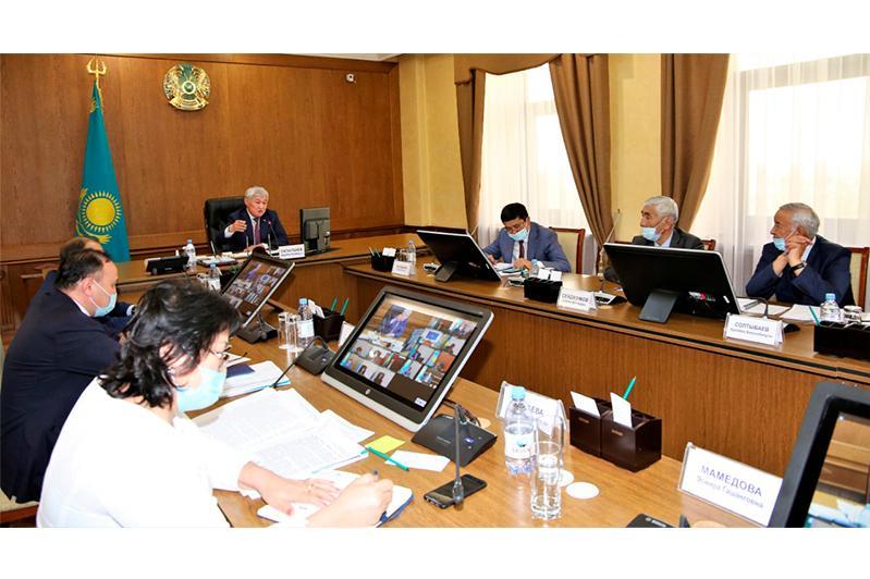 Бұл шаралардан ешқандай нәтиже жоқ: Бердібек Сапарбаев өңірдегі ассамблеяның жұмысын сынады