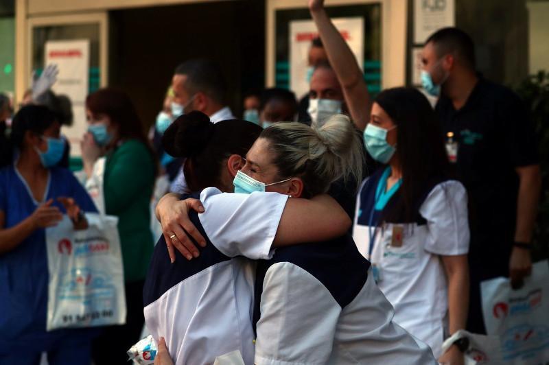 西班牙自疫情暴发以来单日死亡病例首次清零