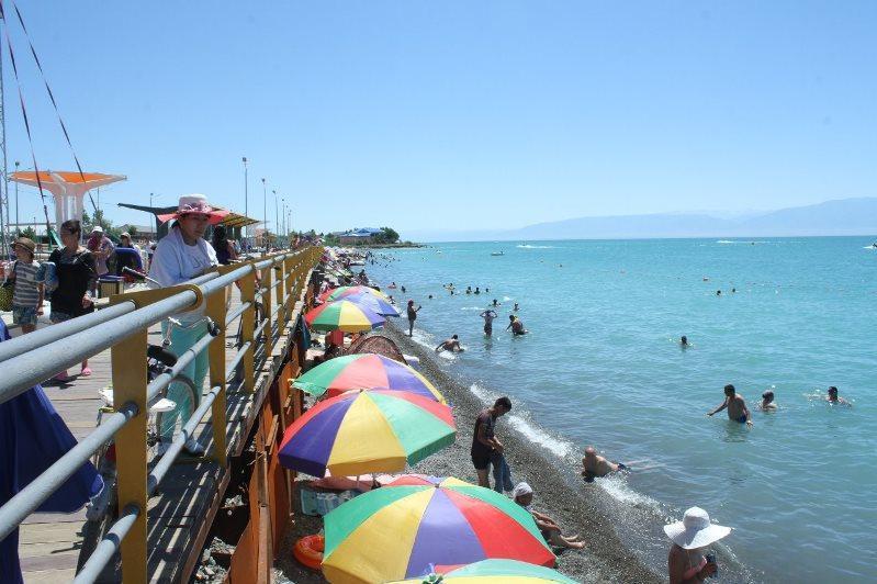 Когда откроется туристический сезон на озере Алаколь в ВКО