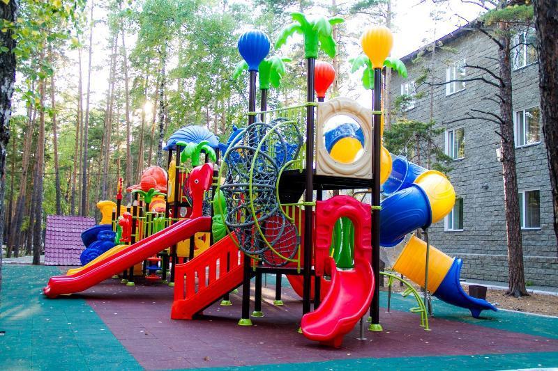 欧亚经济联盟国家统一儿童游乐场设施技术标准