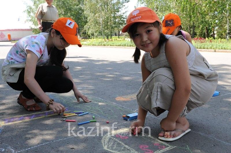 Түркістан облысында жазғы лагерьлер 15 маусымнан бастап оқушыларды қабылдайды