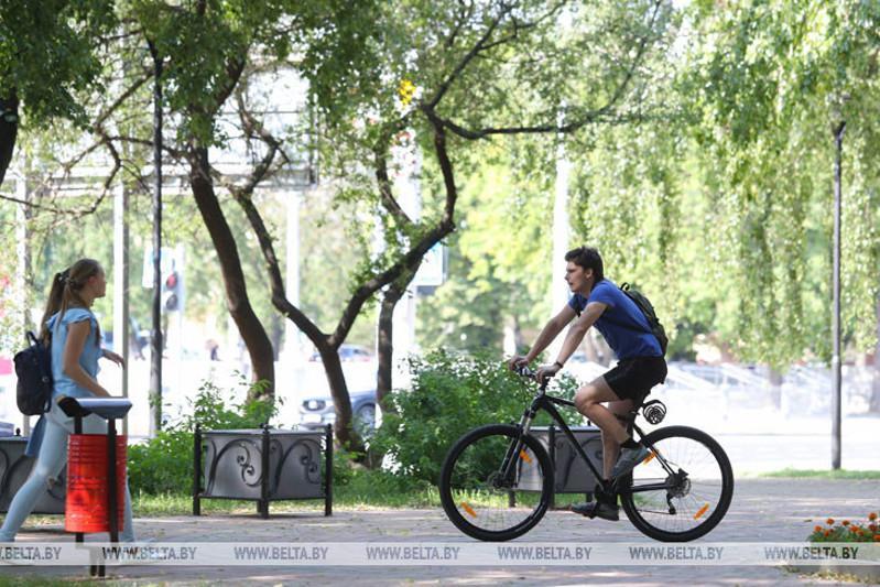 Минск вошел в топ-3 самых велосипедных городов СНГ
