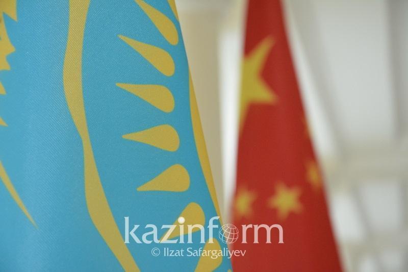 Kazakh-Chinese relations reached level of long-term strategic partnership