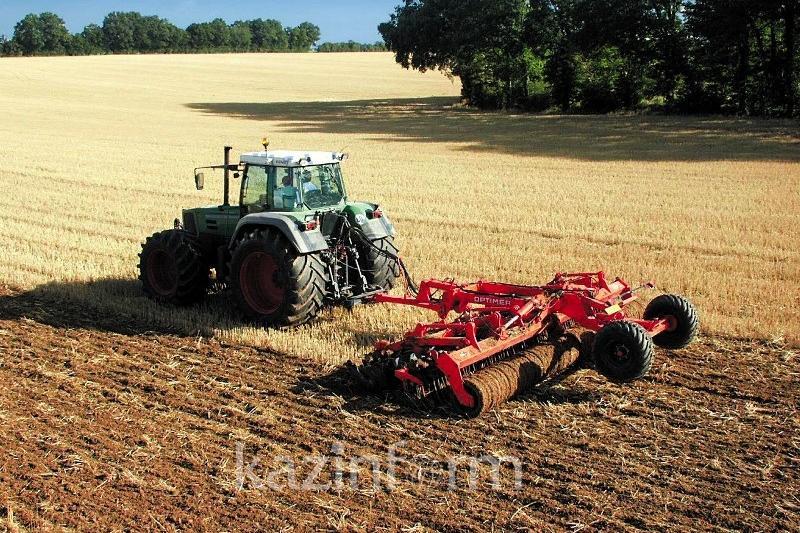 Биыл ауыл шаруашылығы дақылдары алаңы 237,7 мың гектарға ұлғайтылды
