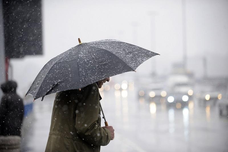 Град и дожди с грозами ожидаются на севере Казахстана