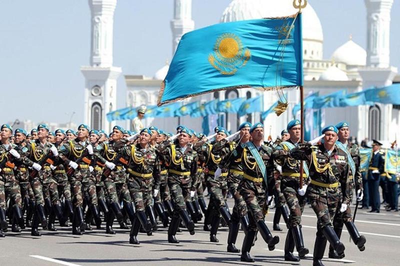 Посвященный Дню государственных символов челлендж проведут в Нур-Султане