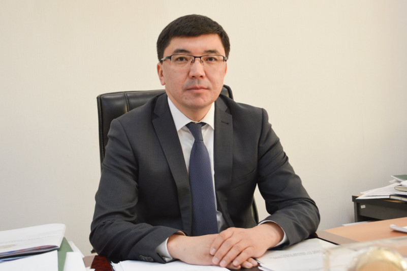 1stVice Minister of Labour and Social Protection of Kazakhstan named