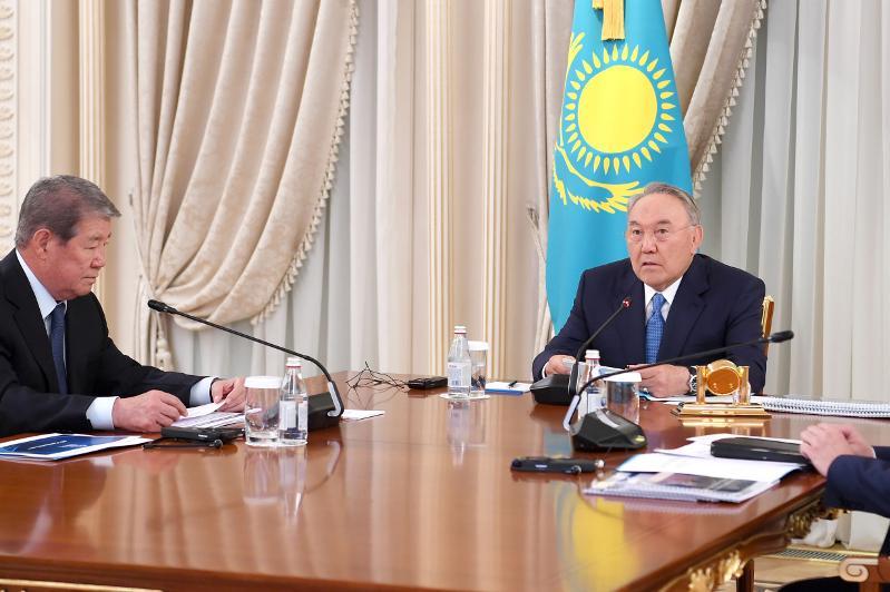 Прошло заседание Совета по управлению ФНБ «Самрук-Қазына» под председательством Елбасы