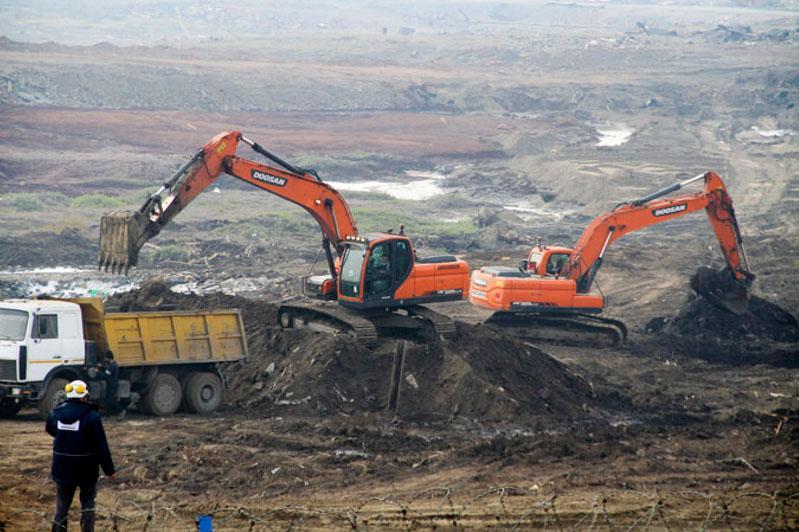 Около 20 тысяч тонн топлива разлилось на ТЭЦ в России: объявлена ЧС