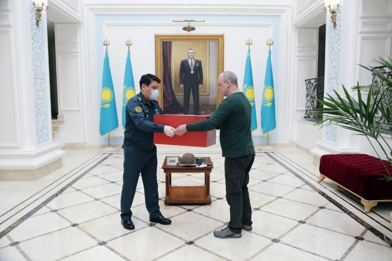 В Павлодаре и Семее нашли родню павшего в годы войны в России казахстанского фронтовика