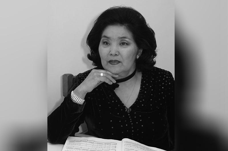 Well-known Kazakhstani composer Raisa Sadykova passes away