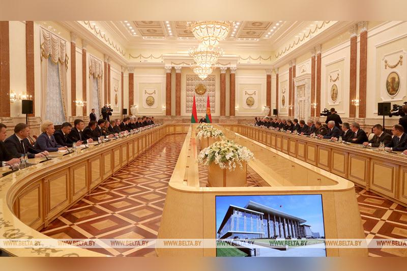 Belarus President appoints new government, PM