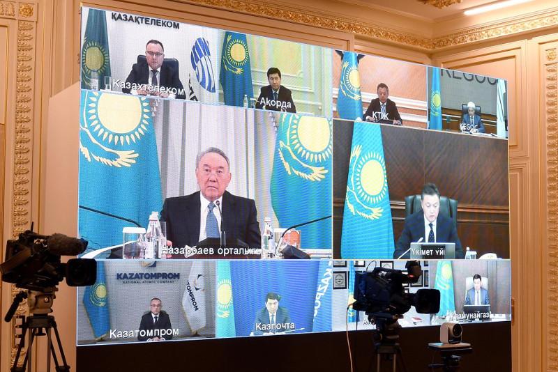 Алик Айдарбаев: «ҚазМұнайГазда» қиындыққа төтеп бере алатын қор бар