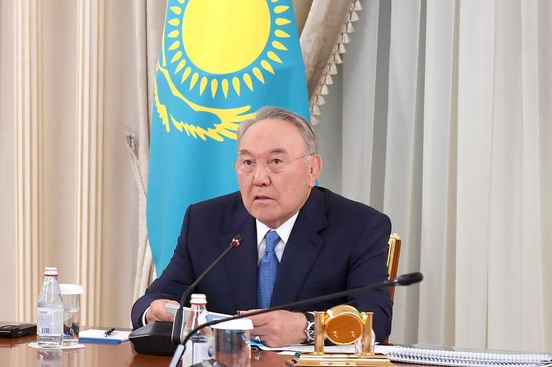 Daǵdarysqa alǵash tap bolyp otyrǵan joqpyz – Nursultan Nazarbaev