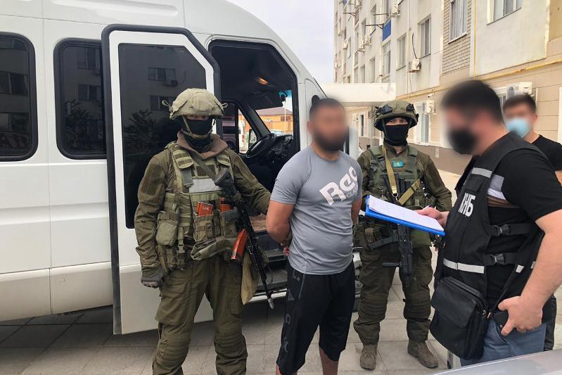 Преступная группировка «выбивала» долги в Атырауской области - КНБ РК