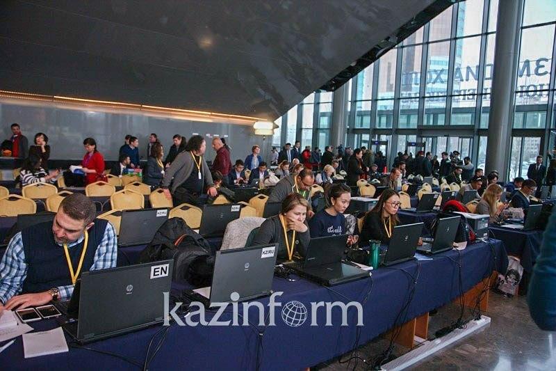 Пересмотреть систему рейтинга казахстанских СМИ предлагает Канат Сахария
