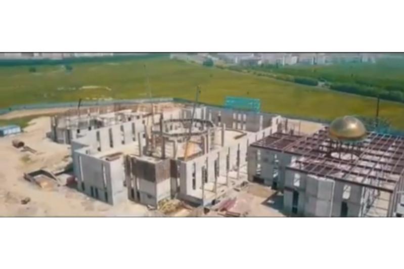 Новая мечеть на семь тысяч мест появится в Алматы