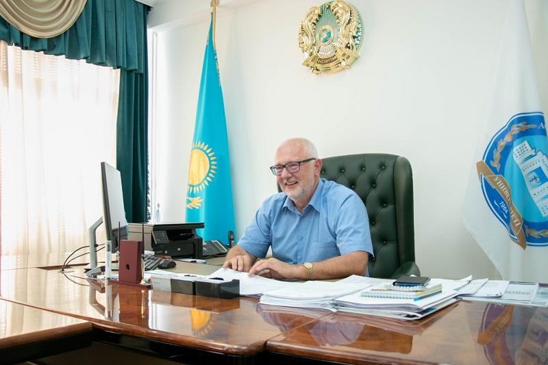 Профессор Дайнюс Павалькис: В Казахстане должны быть клиники при медицинских вузах