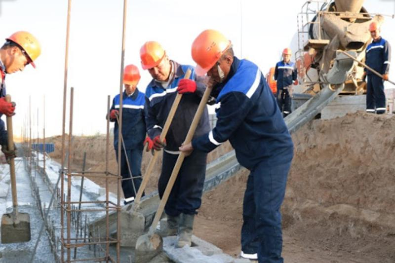 500, 000 square meters of housing to be built in W Kazakhstan