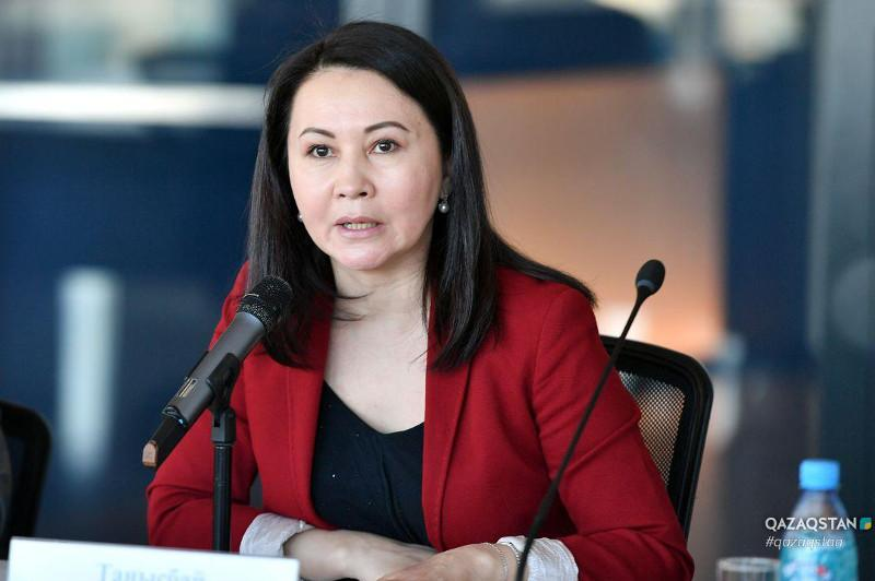 Ratings of Kazakhstani TV channels increased during COVID-19 pandemic - Tanysbai