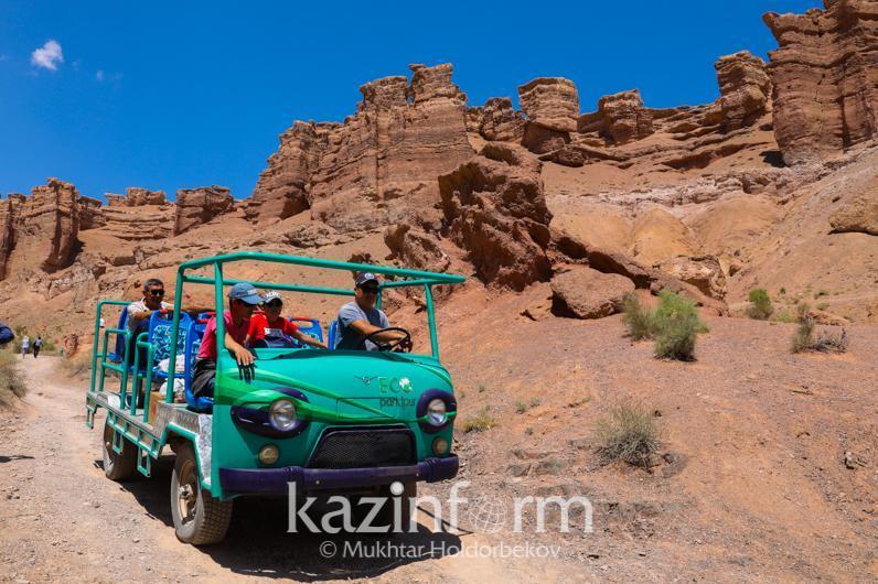 哈萨克斯坦文体部部长谈如何发展本国旅游业