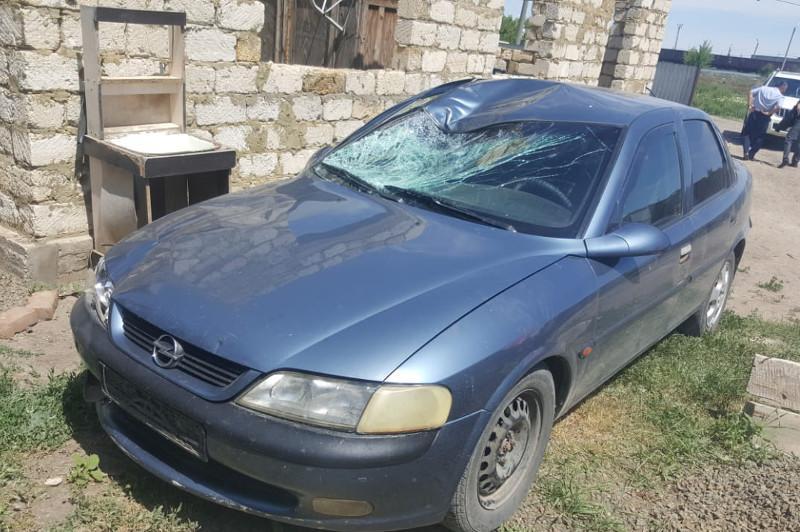 Смертельный наезд на пешехода близ Хромтау: задержан водитель