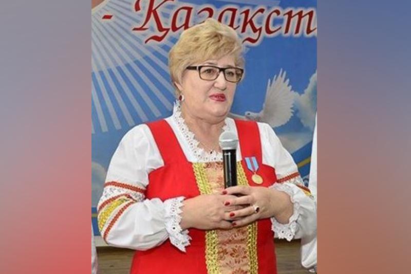 Межэтническое согласие - это главный залог к успеху и развитию независимого Казахстана - Раиса Биткова