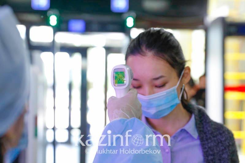 哈萨克斯坦将单独公布新冠肺炎无症状感染者数据