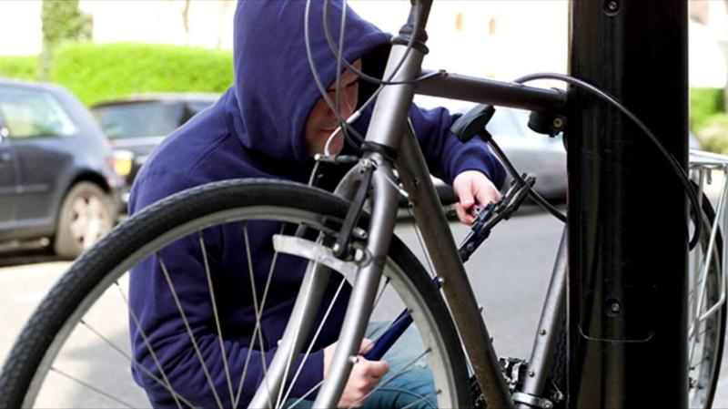 Как защитить велосипед от кражи