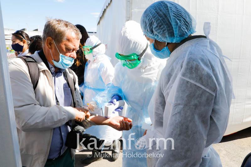 Справка о ПЦР-анализе на коронавирус освобождает от карантинного стационара прилетающих в Казахстан