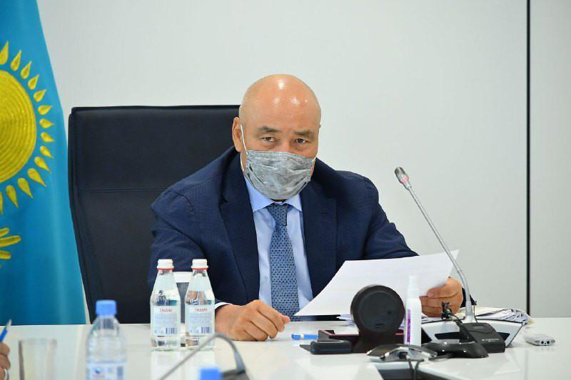 Умирзак Шукеев: Кентау будет развиваться параллельно с Туркестаном