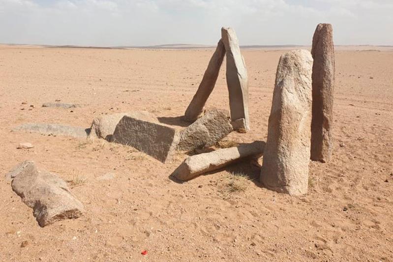 Моңғолияда бұрын беймәлім болып келген түркі ғұрыптық кешені табылды