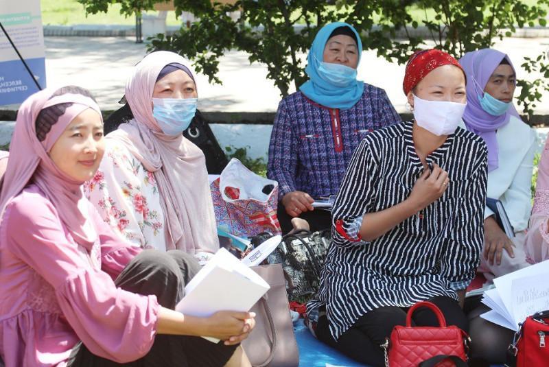 Казахский, английский и французский языки изучают жители Кордайского района