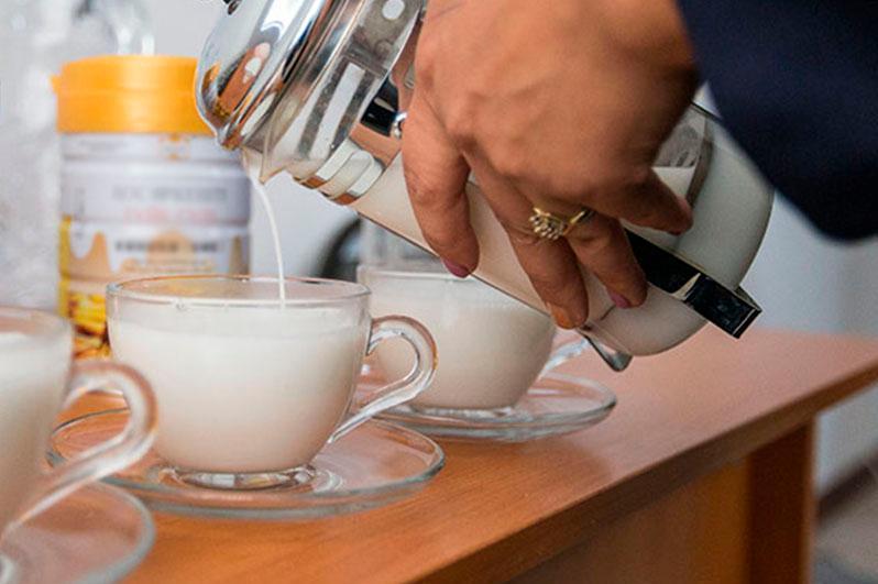 卡拉干达企业向中国出口驼奶粉 预期实现常态化