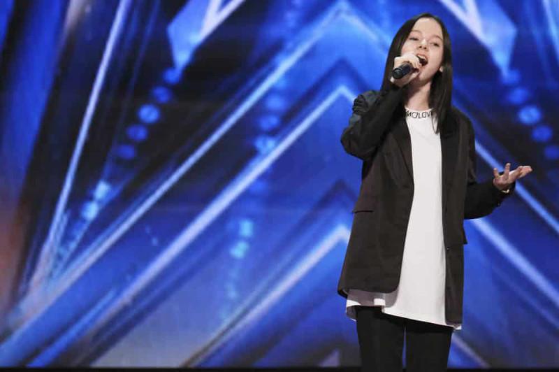 Kazakhstani Daneliya Tuleshova wows America's Got Talent
