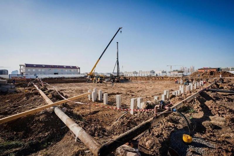 12 школ построят в Нур-Султане в 2020 году
