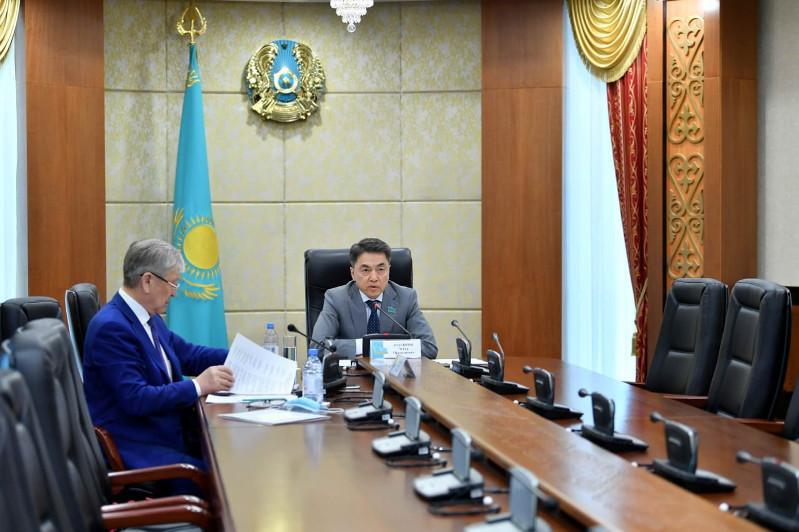 Состоялось заседание Совета по взаимодействию с маслихатами при Сенате