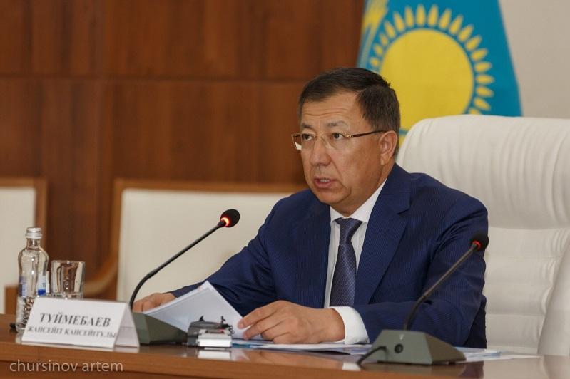 Наступил новый этап развития казахстанской модели общественного согласия - Жансеит Туймебаев
