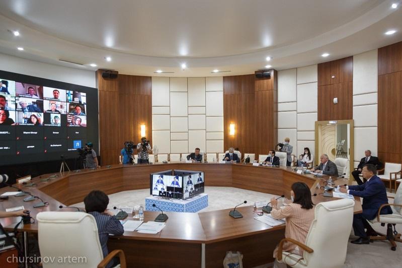 Разработан проект Концепции государственной политики в сфере межэтнических отношений - АНК