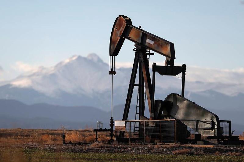 Цена нефти Brent упала на 6,6%