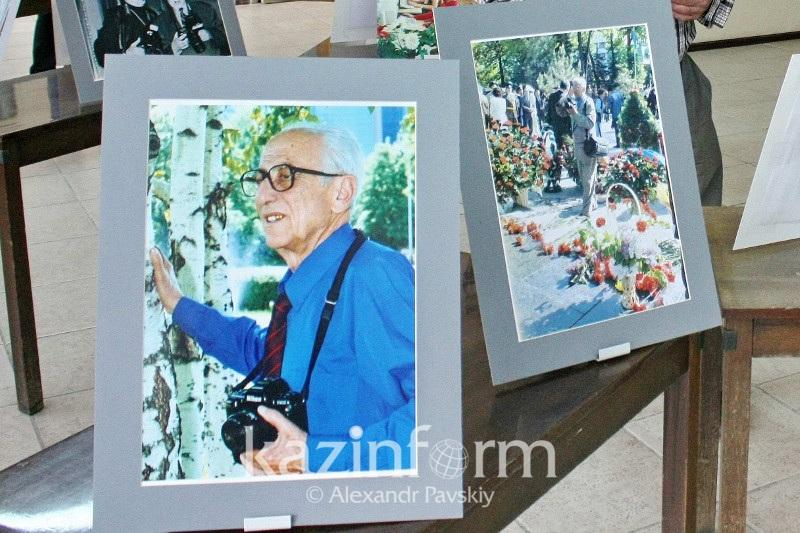 Иосиф Будневич – патриарх казахстанской фотожурналистики