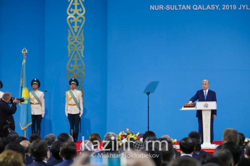Ключевые решения Президента РК Касым-Жомарта Токаева с момента инаугурации