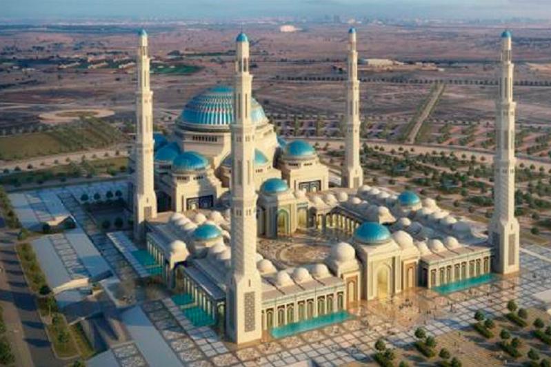Новая мечеть и казахский драмтеатр – какие объекты появятся в Нур-Султане (ФОТО)