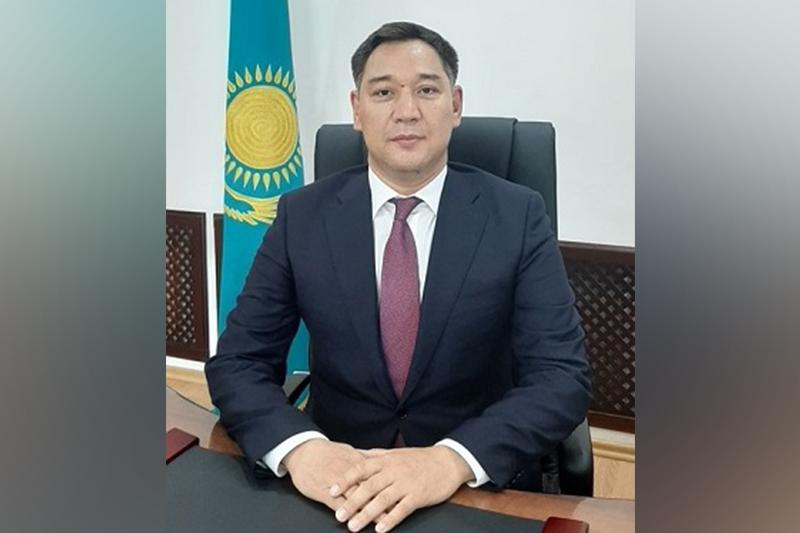 Павлодар облысы бойынша мемлекеттік кірістер департаментіне жаңа басшы келді