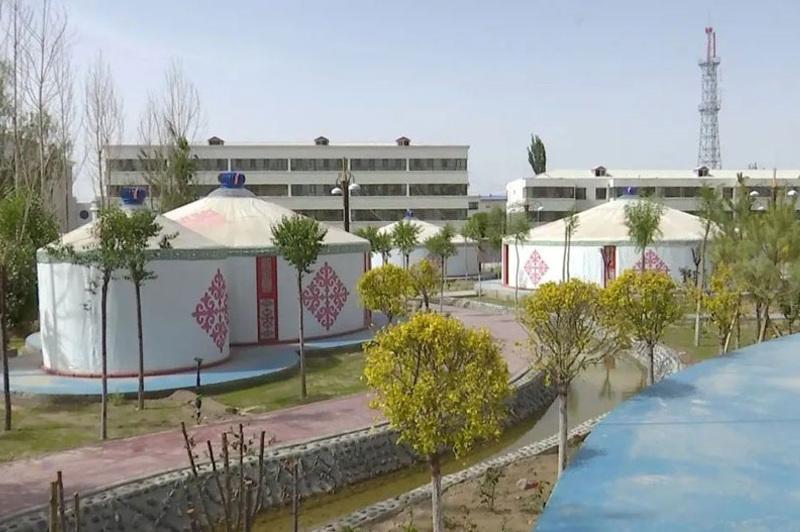Қытайдың Ақсай ауданында киіз үй паркі ашылды – Шетелдегі қазақтілді БАҚ-қа шолу