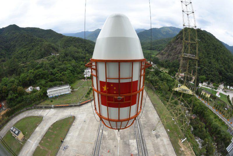Последний спутник китайской навигационной системы «Бэйдоу» готов к запуску