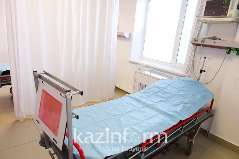 Достаточно ли коек для больных коронавирусом в стационарах Алматы