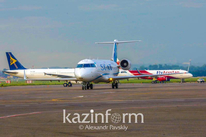 Kazakhstan to gradually recommence int'l air service